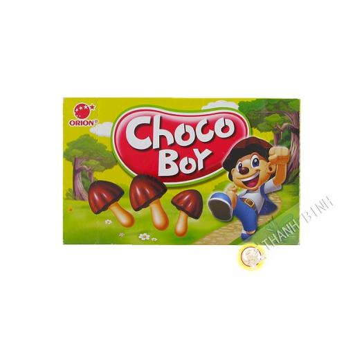 Bizcocho de Choco Chico de ORIÓN 45g de Corea