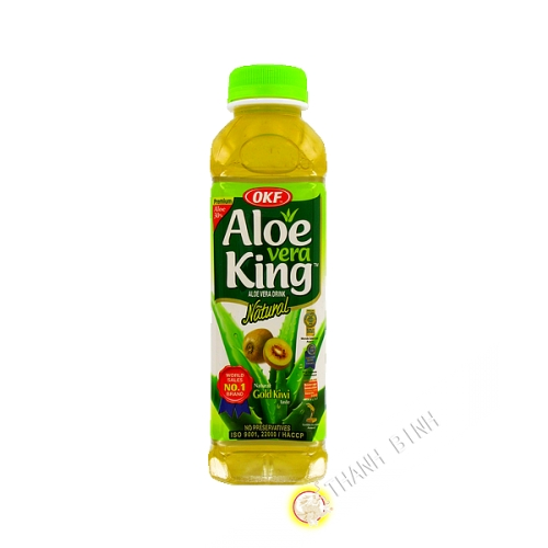 Boisson d'Aloe vera - Kiwi 500ml King