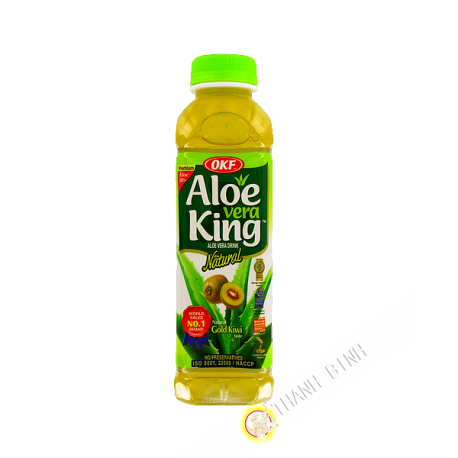 Boisson d'Aloe vera - Kiwi 500ml King
