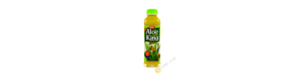 Boisson aloe vera King kiwi OFK 500ml Corée