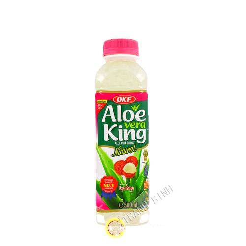 Drinking Aloe vera - Lychee 500ml King