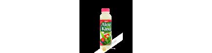 Drink aloe vera King lychee OFK 500ml Korea