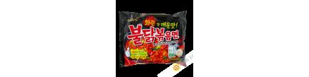 Nouille ramen sautée poulet épicé SAMYANG 140g Corée