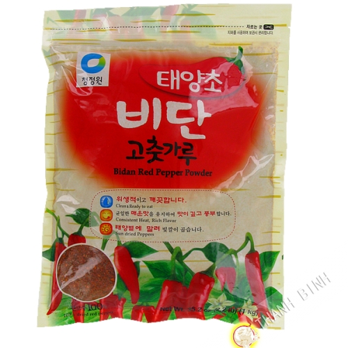 Chili powder for kim chi BIDAN 1kg China
