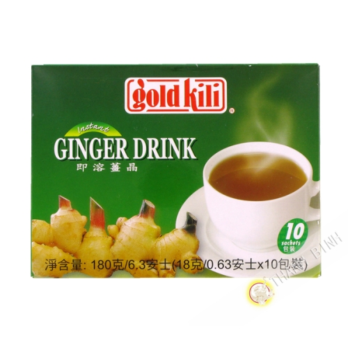 Preparation drink ginger 180g
