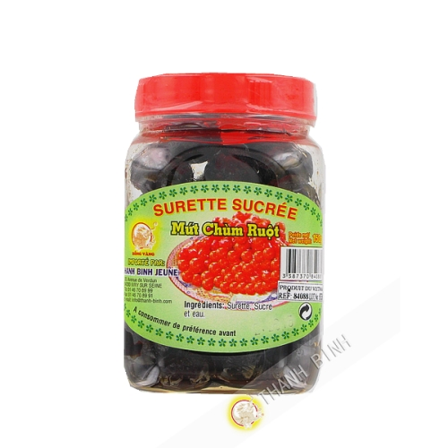 Surette sucrée DRAGON OR 150g Vietnam