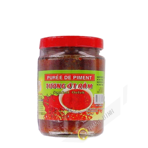 Purée piment DRAGON OR 250g Vietnam