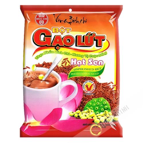 Zubereitung reis-drink komplett-lotus BICH-CHI-350g Vietnam