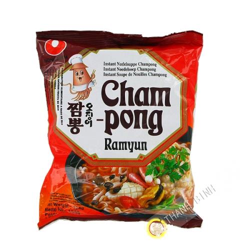 Champong ramyum 124g - Korea