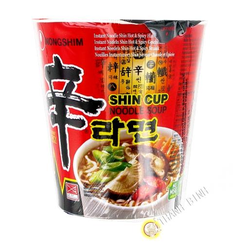 Zuppa di Shin Ram Yum coppa 75g - Corea