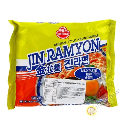 Soup Jin Ramen 120g - Korea