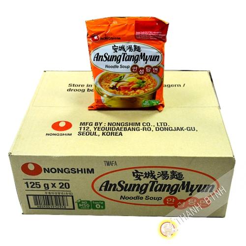 Soup Ansungtangmyum 125g - Korea