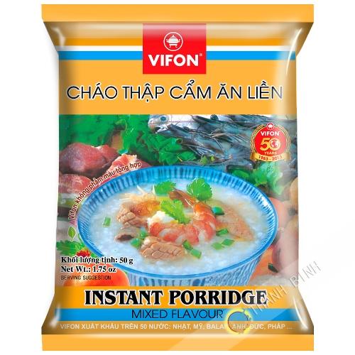 Sopa de arroz mezclado VIFON 50g de Vietnam