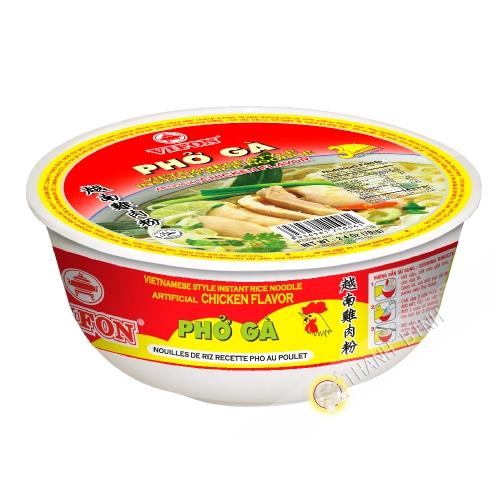 Sopa pho pollo tazón VIFON 70g de Vietnam
