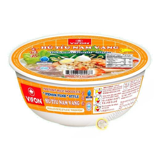 Suppe, nudelsuppe nach Phnom-Penh-Hu tieu Nam Vang schüssel VIFON Vietnam 70g