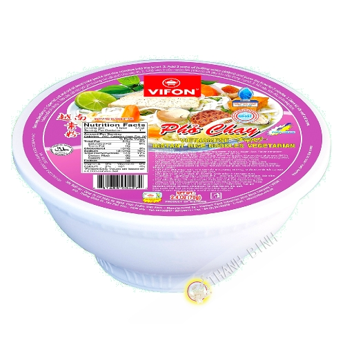 Soup pho vegetarian Bowl 70g