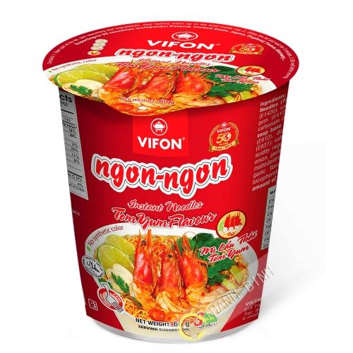 Sopa de Fideos Lau Thai Tom Yum VIFON LY 60g de Vietnam