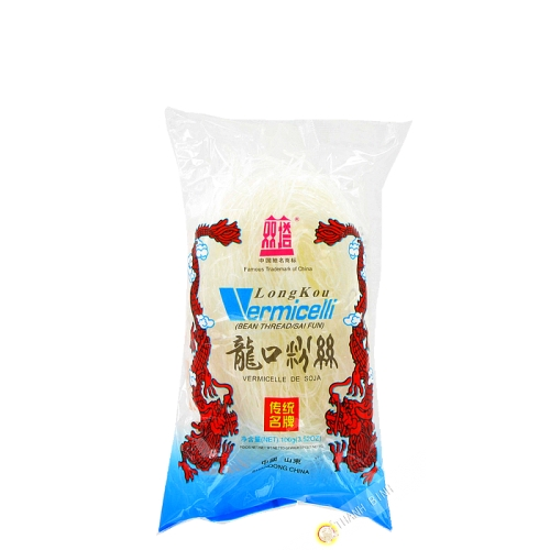 Vermicelli soy LONG KOU 100g China
