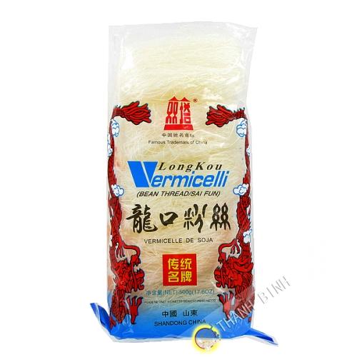 Fideos de soja 500 g CH