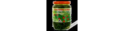 Jeune poivre vert acidulé DRAGON OR 390g Vietnam