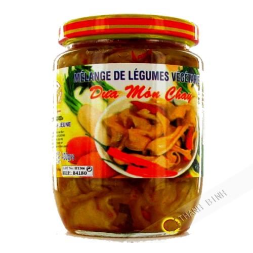 Mezcla de verduras vegetariana DRAGÓN de ORO 430g Vietnam