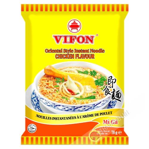 Suppe, nudel-huhn VIFON Vietnam 70g