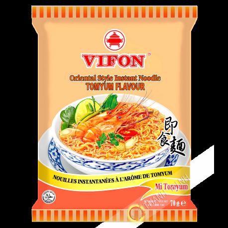 Soupe nouille tom yum VIFON 70g Vietnam