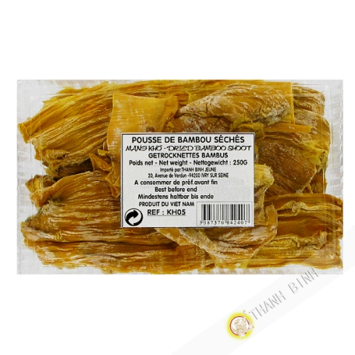 Bamboo-dried whole-100g