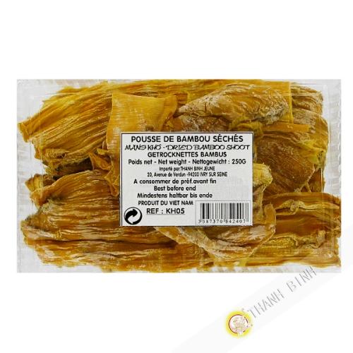 Bambus getrocknet, ganze DRACHEN-GOLD-100g Vietnam
