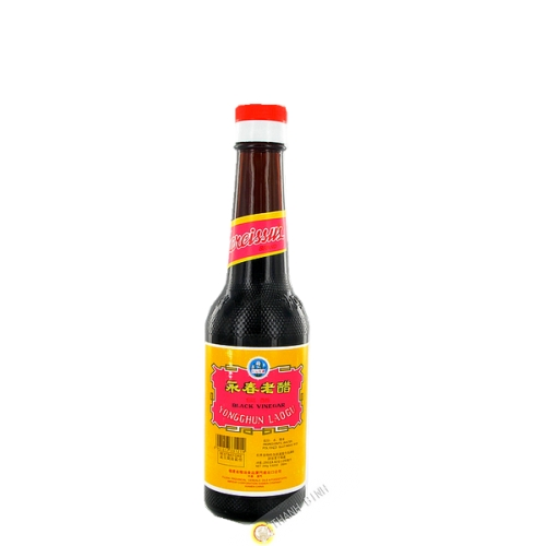Aceto di riso nero 250ml 7% di HP