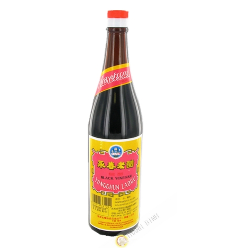 Aceto di riso nero 640ml 7% di HP