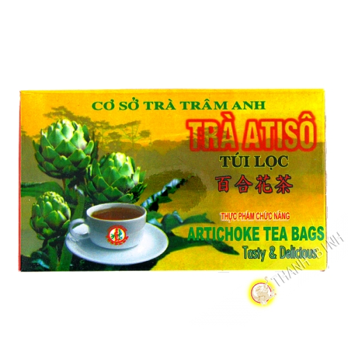 Tee artichaud TRAM ANH Vietnam 40g