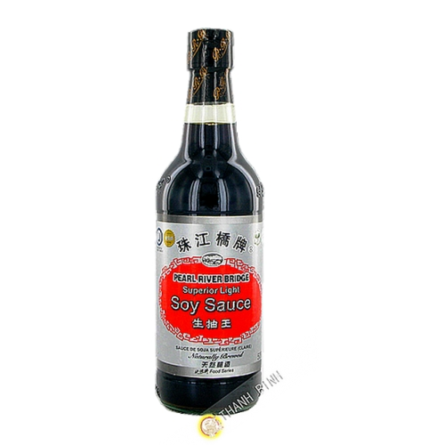 Salsa di soia, luce PEARL RIVER BRIDGE-500ml Cina