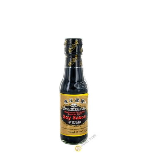 Soja-Sauce, pilz-PEARL RIVER BRIDGE 150ml China