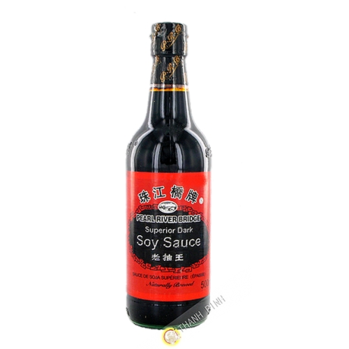 Soy Sauce, thick PEARL RIVER BRIDGE-500ml China
