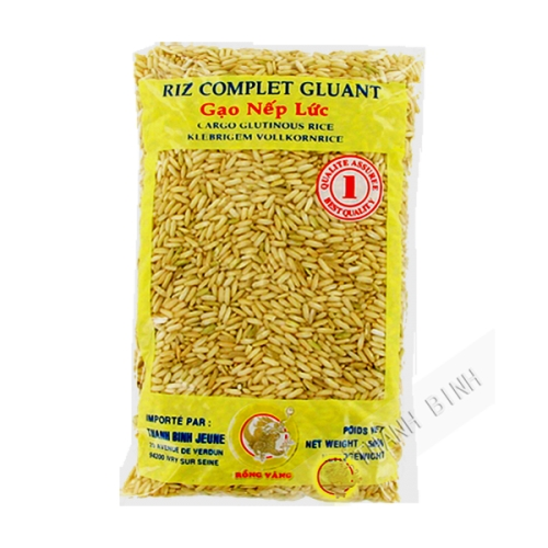 Brown rice glutinous 500g