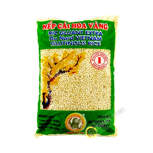 Glutinous rice round DRAGON GOLD 1kg Vietnam