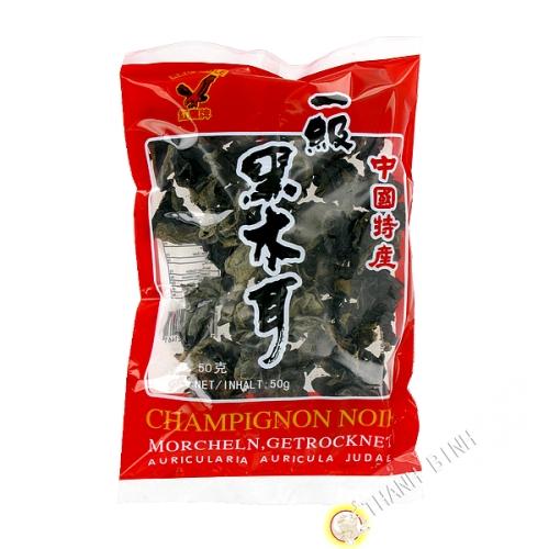 Black fungus 50g - China