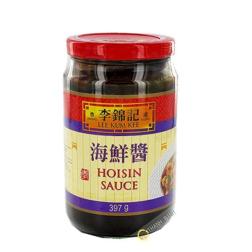 海鲜酱李锦记397g中国