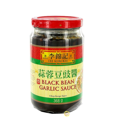 Sauce black bean garlic LEE KUM KEE 368g China
