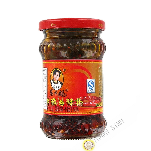 Sauce, Chili oil 210g China
