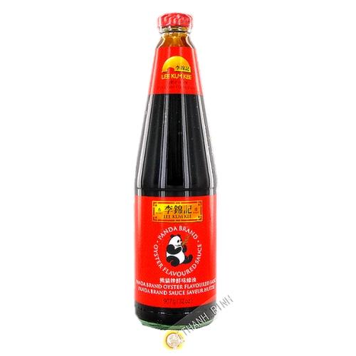 蚝油熊猫李锦记907g中国