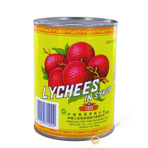Lychee syrup Narcissus 567g CH