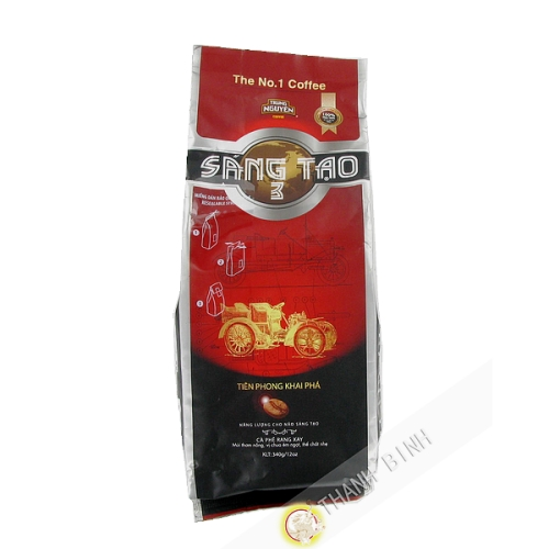 Coffee ground Blood Tao No. 3, TRUNG NGUYEN 340g Vietnam
