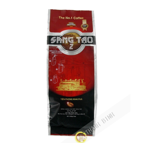 咖啡地血陶2号TRUNG NGUYEN340克越南