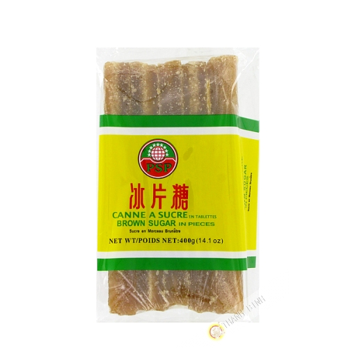 Brown sugar tablet 400g CH