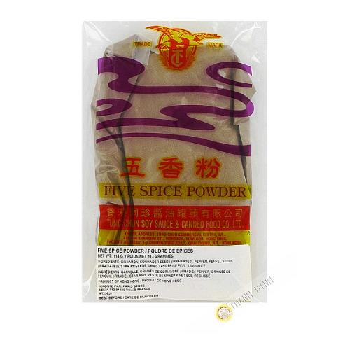 Five fragrances TUNG CHUN 113g Hong Kong