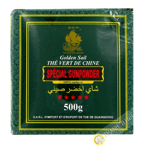 Chinese green tea 500g - China