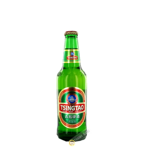 Beer TSING TAO 330ml 4,7° China