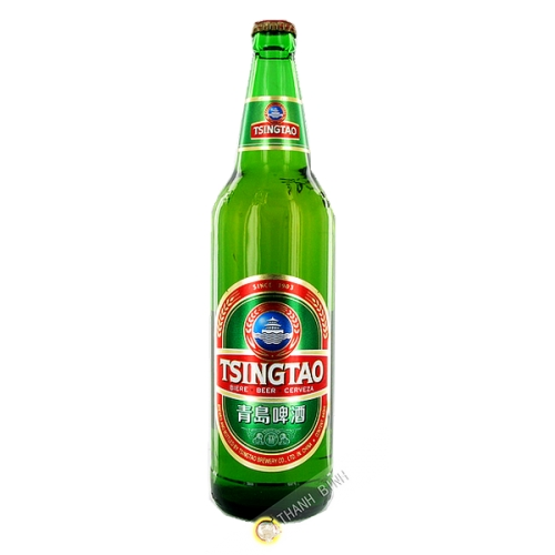 La cerveza de Tsing Tao 640ml CH